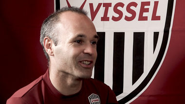 Iniesta TV: Interviews Episode 3: Interview #3 Impressions of Vissel Kobe