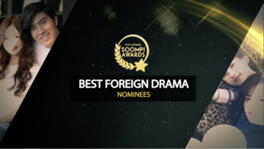 12th Annual Soompi Awards Episode 4: Best Foreign Drama