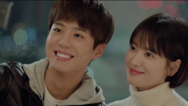 It's All About Books: Kdrama Review: Encounter